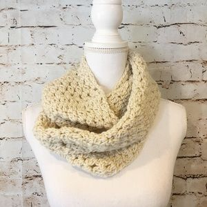 Accessories - Handmade Crocheted Infinity Scarf